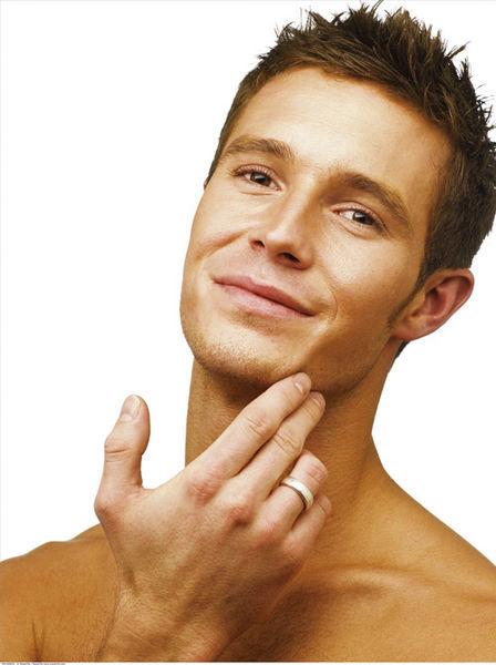 成為型男的皮膚保養術